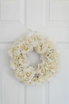 door wreath from Project Nursery
