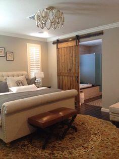 ARIZONA BARN DOORS: The Perfect Unexpected Detail