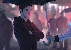 Gavin Reed and RK900 by donlemefo