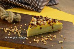 A konyha világa: Mangós szelet