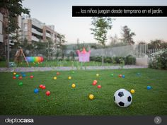 Private Garden, Kids Playing, Te Quiero, Gardens, Projects, Getting To Know, Architecture