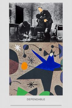 Miró and Life in GeneralConceptual art pioneer John Baldessari's new London exhibition[[MORE]]American artist John Baldessari continues his career-long investigation into the history of painting in a new exhibition at London's Marian Goodman Gallery....