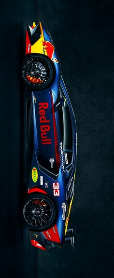 (°!°) Lamborghini Aventador LP750-4 Superveloce with Red Bull Livery, by Thomas Vanrooij #2bitchn
