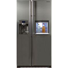 Réfrigérateur américain RSG5PUSL1/XEF Samsung - Webdistrib.com