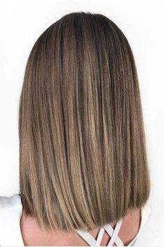 These Hair Color Trends are Going to be Everywhere in 2019 - Couleur Cheveux 01 Ombre Hair Color, Hair Color Balayage, Brown Hair Colors, Cool Hair Color, Hair Highlights, Hair Colour, Straight Hairstyles, Cool Hairstyles, Hairstyles 2016