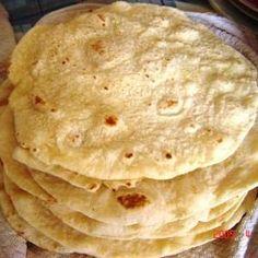 Turkish Yaglama Bread Recipe from Group Recipes, found Comida Armenia, Kurdish Food, Bread Recipes, Cooking Recipes, Bread Bun, Flat Bread, Bread And Pastries, Middle Eastern Recipes, Arabic Food