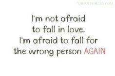 i'm afraid.