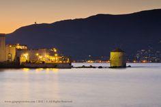 Sunset at Agia Marina Leros island by George Papapostolou on 500px