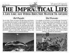 De la invasión a Marte y viceversa.