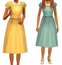 Mod The Sims - Spring it On - Cutsie Dresses for Your Teenie Boppers