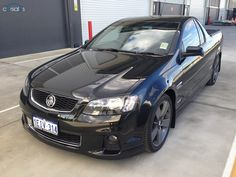 2012 Holden Ute SS Thunder Sports Automatic