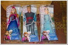 disney frozen clothes  | Disney Frozen Fashion Dolls from Mattel