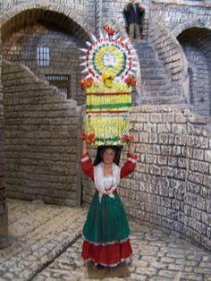 12 Days To Christmas 6of12 - Basilicata, Italy, Christmas Nativity, Presepe