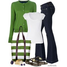 Casual Spring by archimedes16 on Polyvore