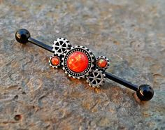 Check out this item in my Etsy shop https://www.etsy.com/listing/262667549/orange-fire-opal-steam-punk-industrial