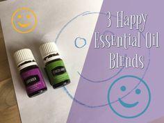 3 Happy Essential Oil Blends | Redmond Kids