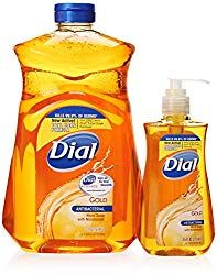 Buy Dial Gold Antibacterial Liquid Soap with Moisturizer, Oz Pump Bottle + 52 Oz Refill Soap For Tattoos, Defense Soap, Dial Soap, Top Essential Oils, Coconut Oil Soap, Facial Bar, Green Soap, Antibacterial Soap, Aromatherapy Recipes