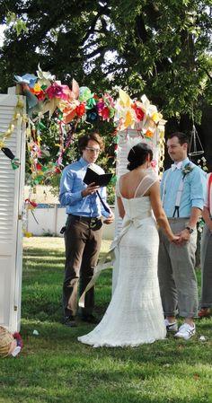 Our Circus Wedding 8-11-12!