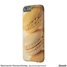 "Macarons by ""Provence Provence"" Barely There iPhone 6 Case"