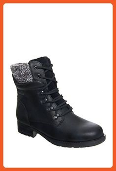 633b4ba95c19 Cougar Women s Derry Waterproof Fold Down Winter Boot Black 9 M US -  Outdoor shoes for