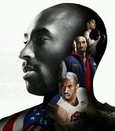 Kobe Bryant 2012 Olympics USA Gold Medal Basketball Team