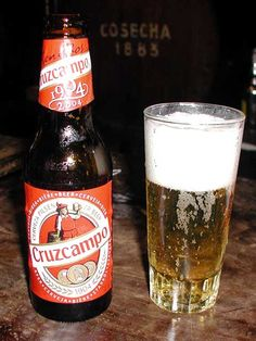 Spain - Cruzcampo Beer Club OZ presents – the Beer Ce. - Wine, Beer, Etc - Spain – Cruzcampo Beer Club OZ presents – the Beer Cellar – ultimate - Buy Beer Online, Australia Crafts, Beer Cellar, Beer Club, Beers Of The World, Wine And Beer, New Crafts, Home Brewing, Ale
