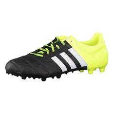 Adidas Gloro FG - Botas para Hombre, Color Negro/Blanco, Talla 42