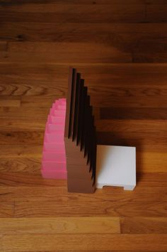 Our Montessori Story: Free Pink Tower/Brown Stair Extensions, Part 2 Montessori Education, Montessori Classroom, Montessori Materials, Montessori Activities, Classroom Ideas, Discovery Day, Eyfs, Art Lessons, Extensions