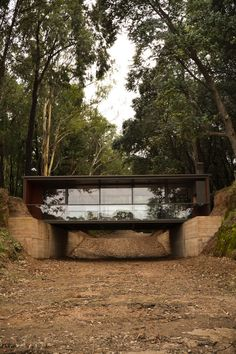 Bridge Pavilion,© Lucas Carranza