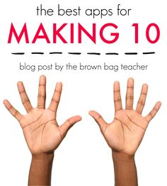 Apps for Making 10