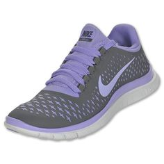 Nike Free 3.0 V4 Mens Shoes Grey/Silver/Platinum