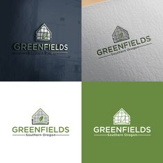 Design an attractive new logo for greenhouse building by Syaharani