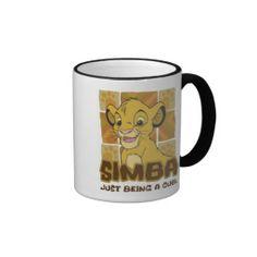 ">>>Cheap Price Guarantee          Lion King Simba cub ""just being a cub"" Disney Mug           Lion King Simba cub ""just being a cub"" Disney Mug today price drop and special promotion. Get The best buyDeals          Lion King Simba cub ""just being a cub"" Disney ...Cleck See More >>> http://www.zazzle.com/lion_king_simba_cub_just_being_a_cub_disney_mug-168697571949023187?rf=238627982471231924&zbar=1&tc=terrest"