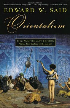 Orientalism by Edward W. Said.  On the West's views on the East.