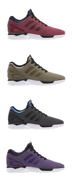 """hot sale online 5eed8 16256 adidas Originals ZX Flux """"NPS"""" Pack Best Sneakers, Shoes Sneakers, Adidas  Shoes"""