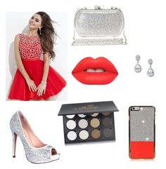 """Homecoming 1"" by arutila on Polyvore featuring Lauren Lorraine and Lime Crime"