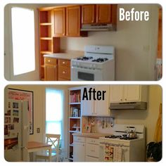 DIY Kitchen Makeover on a Budget Diy Kitchen, Kitchen Cabinets, Old Houses, Budgeting, Layout, Projects, Home Decor, Life, Kitchen Cupboards