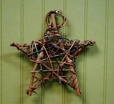 I'm getting some grapevine this week/weekend and I'm lookin for crafts to try with it. Stars? Hearts? Wreaths? what else?