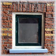 how to: hinged window