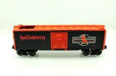 O Lionel Train Legends Animated Halloween Box Car 6 29231   eBay