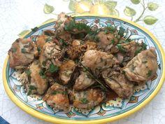 Mamma Agata's Lemon Chicken (Pollo al limone)