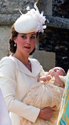 Photos Of Princess Charlotte's Christening | Radar Online