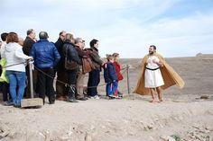 Las visitas teatralizadas de Cástulo se amplían hasta febrero tras su éxito navideño