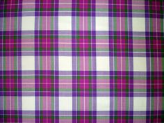 Swatch of Dress Heather Stewart Stewart Tartan, Dance Stuff, Getting Married, Purple, Pink, Swatch, Plaid, Quilts, Bed
