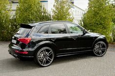 B Audi SQ5 TDI – 395HP and 800Nm