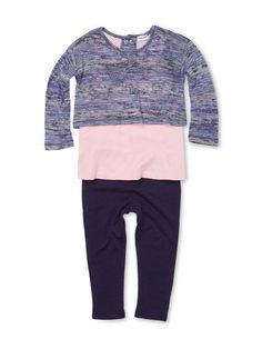 Jersey Pant Set