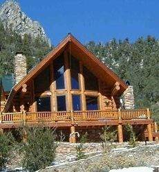 a frame cabin plans a is for adventurous - Mountain Cabin Plans