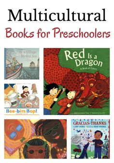 Here are some of the best multicultural books for preschoolers we have found and enjoyed. A great starting book collection for any preschool home or classroom library.