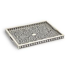 Vivienne tray- bone inlay