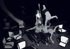"""Dance, Die, Reborn, Dance""  http://youtu.be/aCVx9kUX0Tg"
